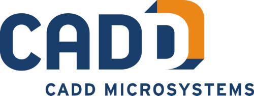 CADD MICROSYSTEMS LOGO