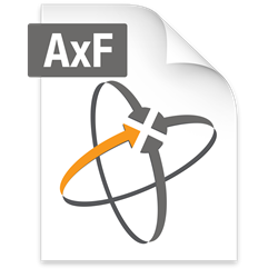AxF is a standard way to digitally store and share a material's appearance.