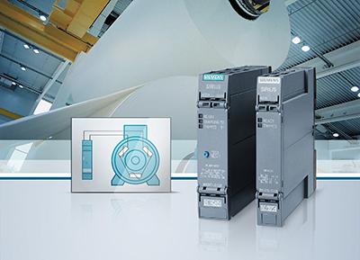 Siemens modernisiert Thermistor-Motorschutzrelais / Siemens modernizes thermistor motor protection relays