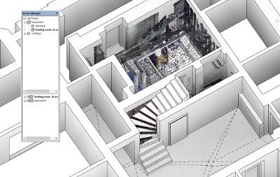 PointSense for Revit 17.5 Section Manager