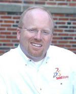 John McEleney, CEO of SolidWorks, keeps his balance even as we throw him curveballs - 041206_mceleney